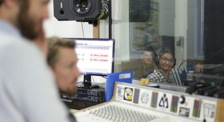 radio grenouille - clique numérique