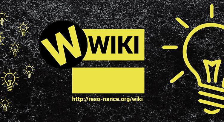 wiki reso-nance